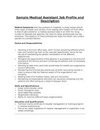 resume job responsibilities examples resume description examples musiccityspiritsandcocktail com