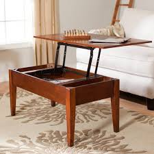 furniture inspirational living room table ideas traditional wooden brown coffee table ideas for storage and