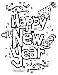 Free printable new year rose coloring pages and download free new year rose coloring pages along with coloring pages for other activities and coloring sheets. A New Twist On New Year S Eve A Little Tipsy New Year Coloring Pages New Year Clipart New Year S Eve Crafts