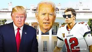 Tom Brady jabs at Donald Trump ...