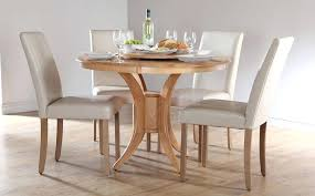 terrific picking a round dining table for 4 er s guide of in set round dining