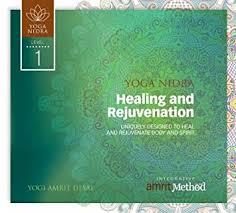 yogi amrit desai yoga nidra for healing and rejuvenation amazon