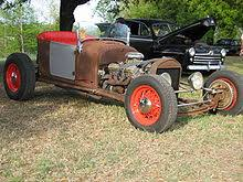 rat rod wikipedia