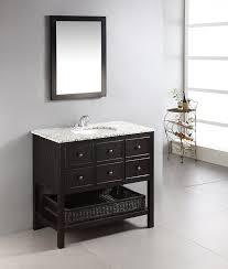 36 inch bathroom vanity with top. simpli home burnaby 36\ 36 inch bathroom vanity with top
