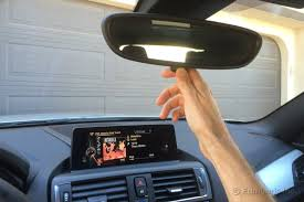that also goes for the lack of the auto dimming mirrors and garage door opener on a luxury branded car who expects to do manual nighttime rearview mirror