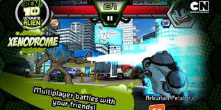 link ben 10 ultimate alien games free