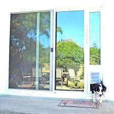 sliding glass doggie door home depot dog for sliders image of pet cat doors reviews