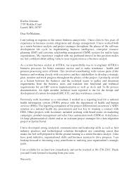 Cover Letter Sample For Political Science Sample Cover Letter For