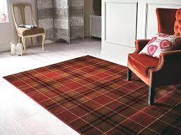 black and white checd floor runner red rug living room carpet rugs gray area
