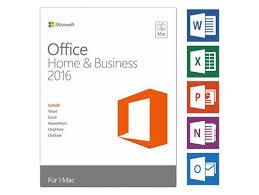 Microsoft Office 2016 Mac Esd Home Business De