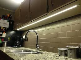under cabinet plug in lighting. Contemporary Lighting Simple Hardwired Vs Plug In Under Cabinet Led Lighting For D