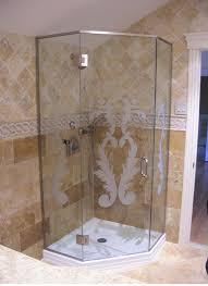 glass shower design. Etched Designs Glass Shower Doors Design