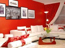 2 of 13 red in small doses 51 Red Living Room Ideas Ultimate Home Ideas