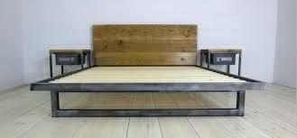 industrial look furniture. Industrial Style Bedroom Furniture Bed Cheap Look G