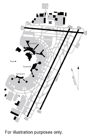 Sfo Runway Chart Newark Liberty International Airport