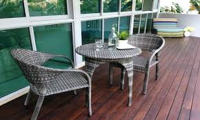 apartment patio furniture. Good Apartment Patio Furniture For Grey Round Modern Rattan Balcony Stained . S