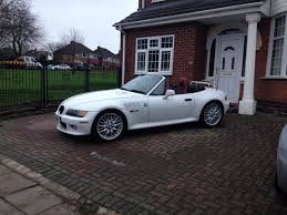 super rare 1999 bmw z3 2 8 factory original white red leather seats stunning