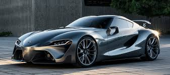 Toyota FT-1 following the Lexus LF-LC's timeline path? | SupraMKV ...