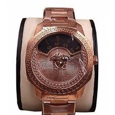 men s gold versace watch daniztouch fashion mall men s gold versace watch
