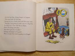 neither scenario really belongs in a children s book imo but kidnapping is magnitudes worse ilration 4 george
