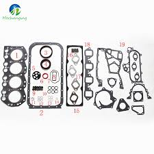 online buy whole nissan diesel engine parts from nissan for nissan cabstar 2 3 td23 full set diesel engine parts engine rebuilding kits engine gasket 10101