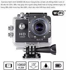 Camera Hành Trình Xe Máy, Camera Hành Trình Wifi SJ5600 4k Có Remote Full  Hd 1080 Chống Rung, Chống Nước Tốt Bảo Hành 12 Tháng Lỗi 1 Đổi 1