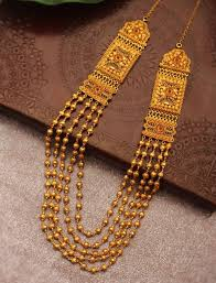 10 Tola Gold Set Designs Royal Look Lady Gold Jewellery Design Wholesale Gold