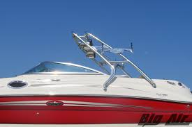 Light Bar For Boat Tower Sea Ray Boat With Big Air Cuda Wakeboard Tower Also Shown