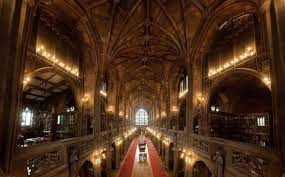 john rylands research insute and