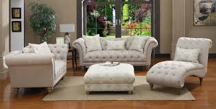 Living Room Furniture Mississauga Emerald Hutton Fabric Upholstery Series Linen Look Nailhead Sofa W