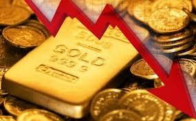 Hasil gambar untuk Emas Berjangka Turun Seiring Penjualan Rumah Lama di AS Meningkat
