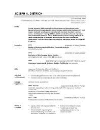resume advice free how to write a resume free download