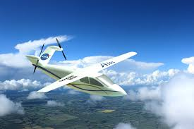 Future Flight Design Students Electrify Nasa With Future Airplane Designs Nasa