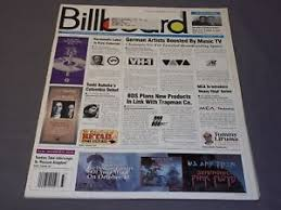 Details About 1995 September 16 Billboard Magazine Hot 100 Charts Rock Pop Music R 1052