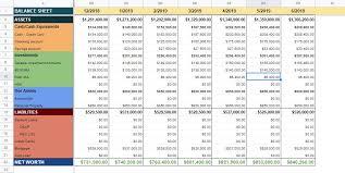 Net Worth Calculator Net Worth Calculator Spreadsheet Tutar Opencertificates Co