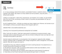 How To Add Resume To Linkedin Beauteous Adding Linkedin Profile To Resume Professional Resume Templates
