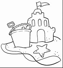Small Picture amazing printable summer coloring pages for kids with summertime
