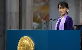 aung san suu kyi s nobel lecture loyarburok your majesties
