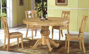 solid wood round dining table architecture peaceful design grey wash gray tables for malaysia