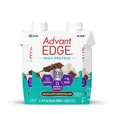 advantedge high protein shakes