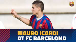 Discover Icardi's goals from his time in the Barça youth set up - YouTube