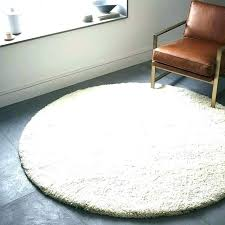 5 x round rugs area rug wool west elm outdoor