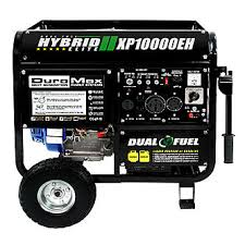 duromax w hybrid portable dual fuel electric start generator duromax 10000w hybrid portable dual fuel electric start generator rv standby camping