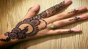 A Beautiful Mehndi Designs Mehndi Design Easy And Beautiful Fancy Fashion Points
