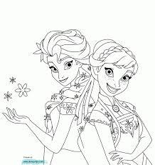 25 Nieuw Frozen Anna En Elsa Kleurplaat Mandala Kleurplaat Voor