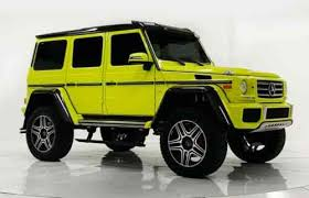 Kim's latest fancy costed her around inr 75 lakhs. Mercedes Benz G Class G 550 4x4 Squared Previously Owned By Used Classic Cars