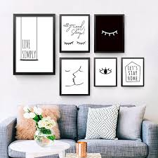 live simply wall art