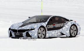 BMW i8 Reviews | BMW i8 Price, Photos, and Specs | Car and Driver