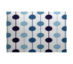 area rugs leal geometric blue white indoor outdoor area rug