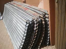 used corrugated roofing sheets for